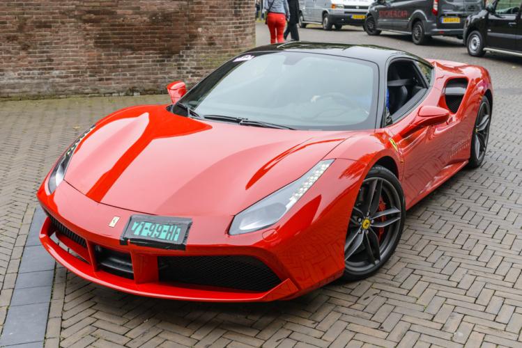 フェラーリの現行モデル