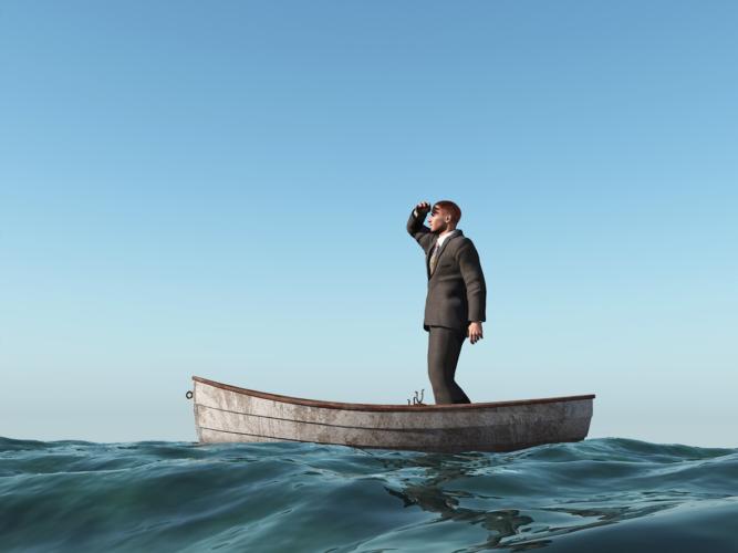 ゴーンがいなけりゃ船は沈む、の間違い