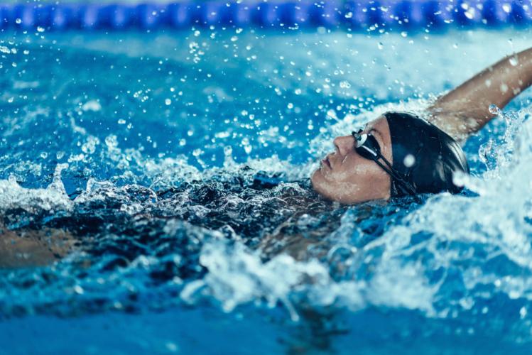 改めて注目したい「水泳」の有効性