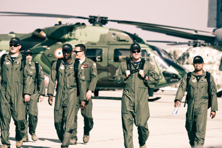 軍の戦略以上に大事なのは、任務報告時の姿勢