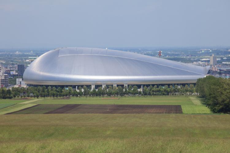 日本ハムの新球場構想が明らかに