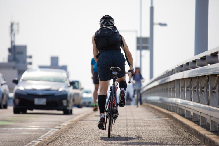 通勤にピッタリのロードバイク!