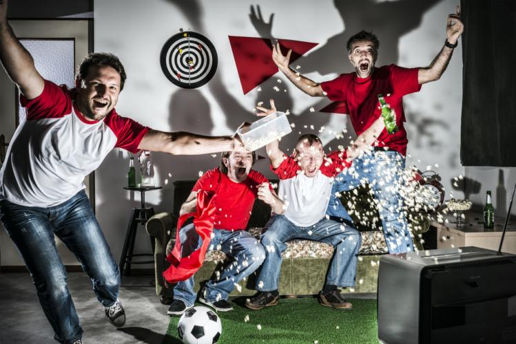 サッカー観戦は解説者に頼る面が大きい