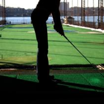 2階建てのゴルフ練習場!