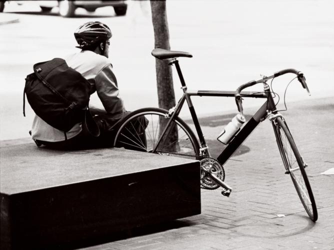 ロードバイク通勤の注意点