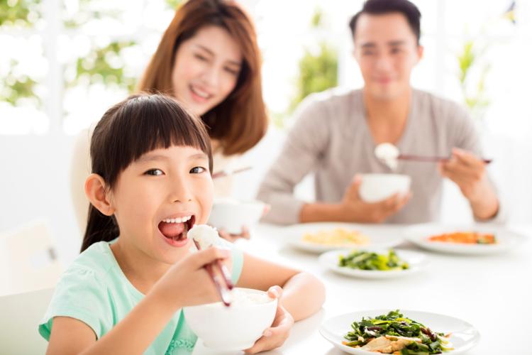 目標は、食のセーフィティーネットを確立する事