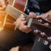 あなたもアコースティックギターを始めてみませんか?