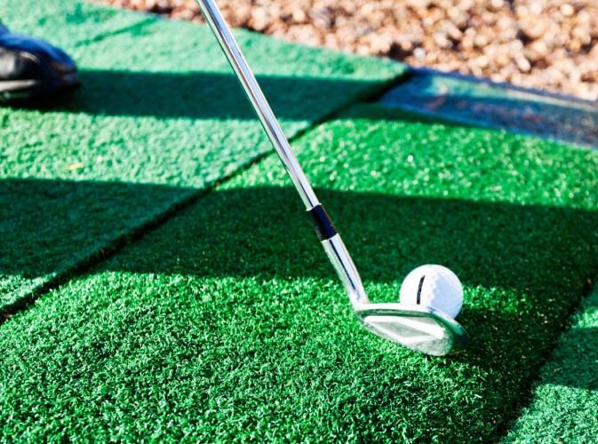 ゴルフ練習場で1階を選ぶメリット・デメリット