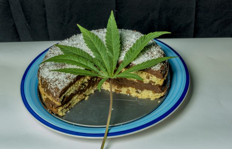 大麻成分入りクッキーやチョコ