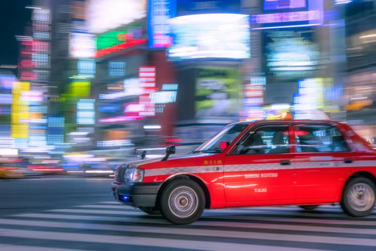 自分ひとりで開業できる個人タクシー