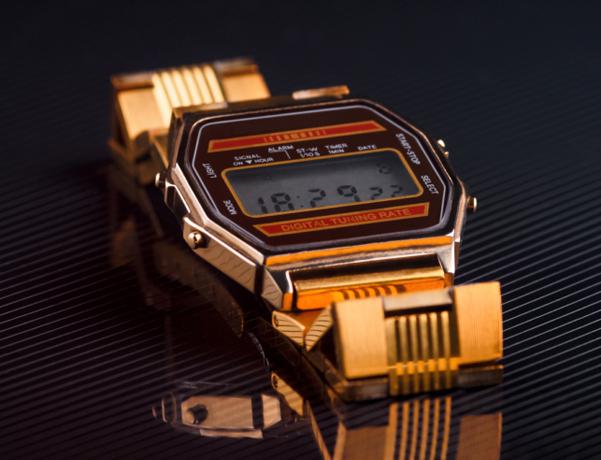 ジェームズボンドの時計