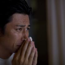 男の涙はカッコ悪い?