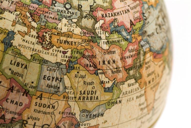世界的に注目が集まっているの「MENA」