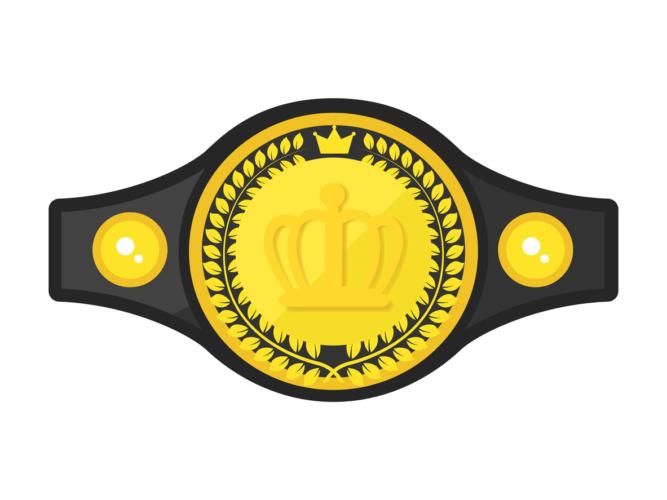 世界中にあるベルトを1本にまとめる「IWGP」