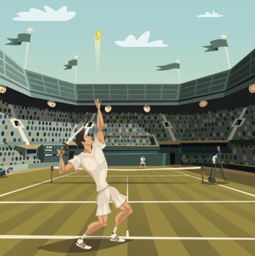 テニスのルールは男女差別があるのか