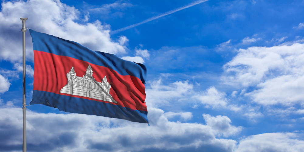 順調に成長しているカンボジア!