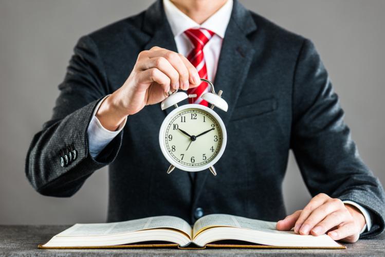 金より大切なのは「時間」