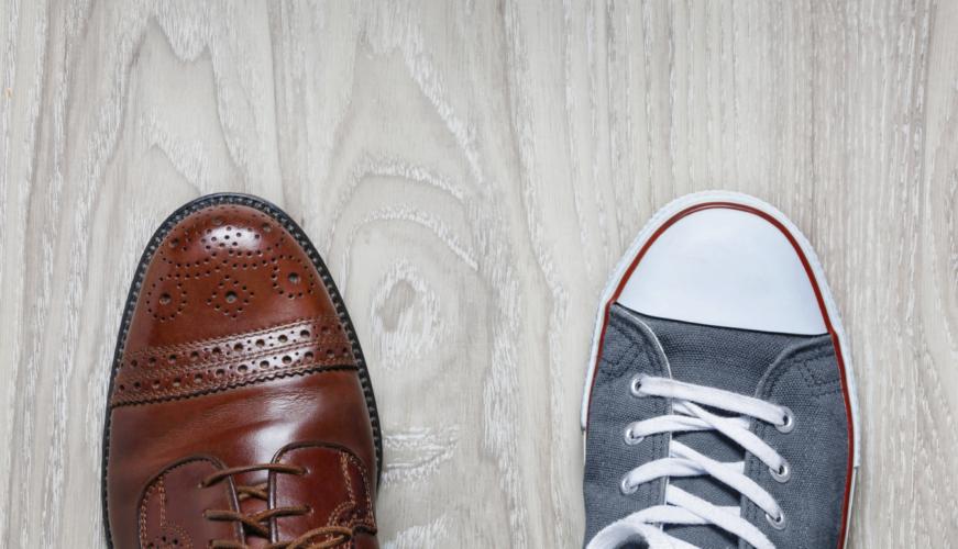 靴もカバンも、機能性で選ぶべきなのです