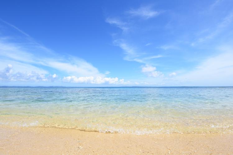 海にまつわる