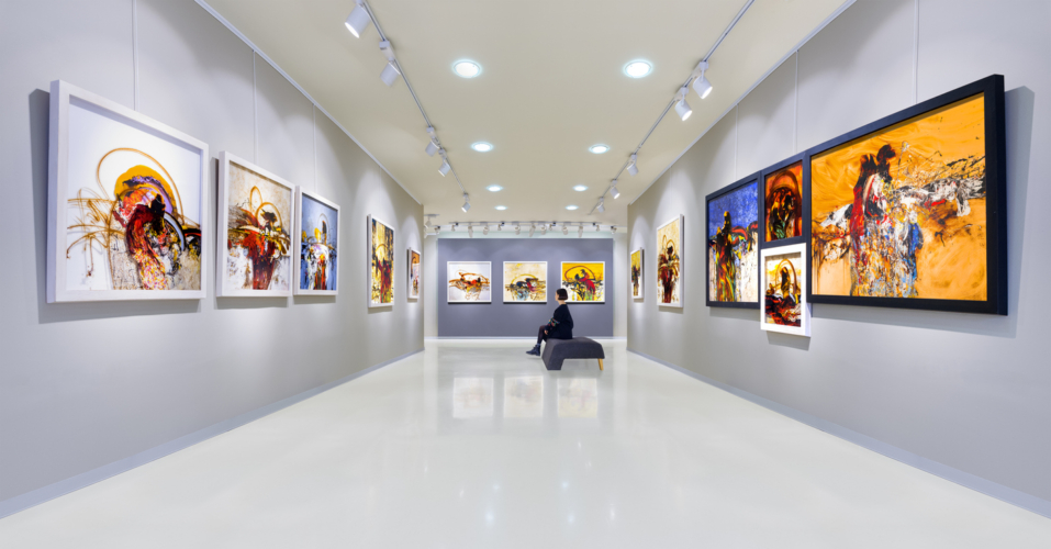 現代アートに投資をするメリットとは?