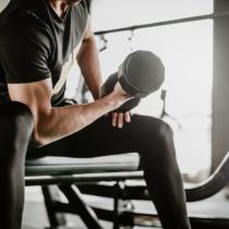 タフな肉体を作るダブルスプリットメニュー【上半身と下半身に分ける方法】