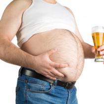 ベストオブオヤジの悩み「ビール腹」