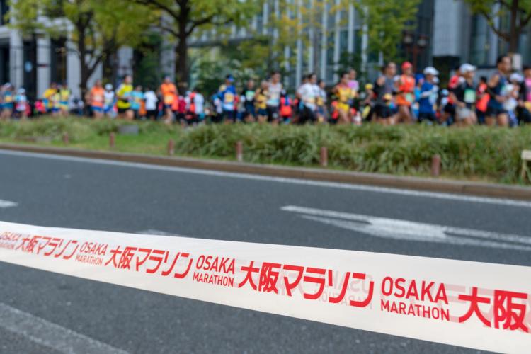 1年間を通して練習すればフルマラソンは完走できる